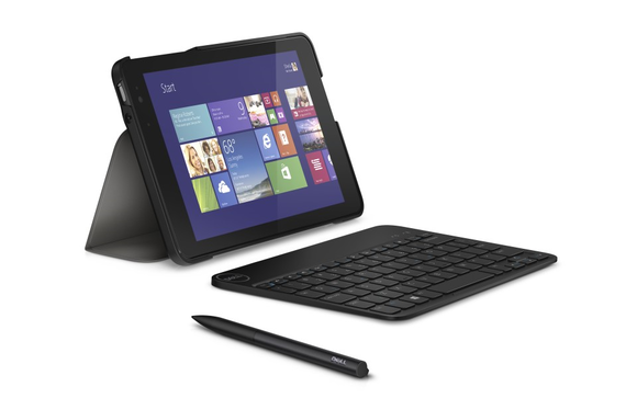Dell Venue Pro 8 teclado 960 por 600