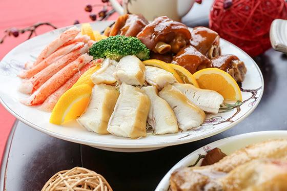 府城食府/年菜/冷凍年菜