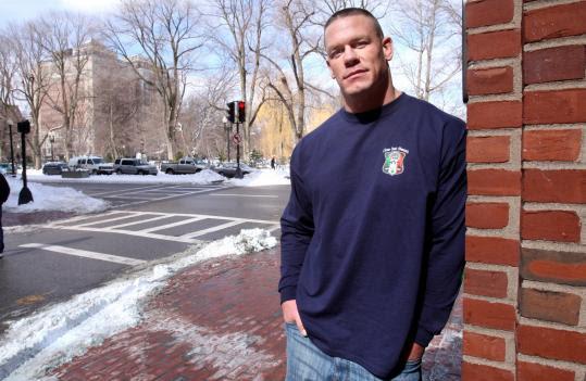 John Cena pozostawi WWE dla kariery w Hollywood?