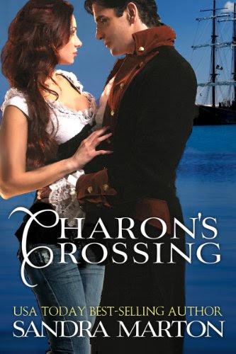 CHARON'S CROSSING by Sandra Marton