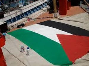 Palestinian flag 2