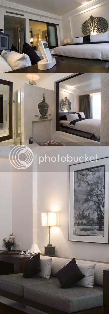 hotel de la paix, deluxe guestroom