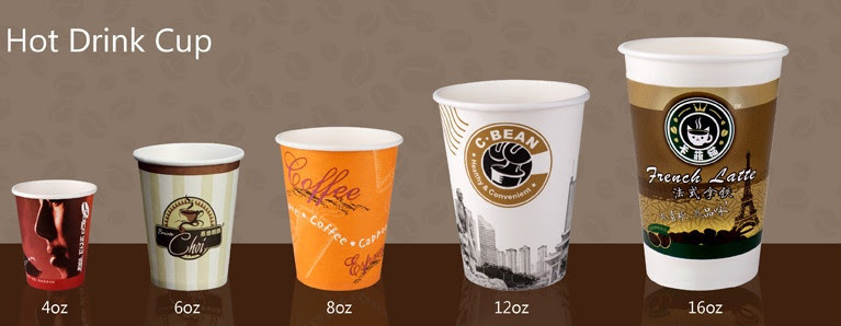 Different Size Coffee Factory Price Paper Cup - Buy Paper Cup,Paper Coffee Cup,Paper Cup Price ...