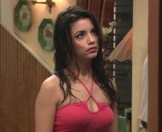 Masiela Lusha on George Lopez