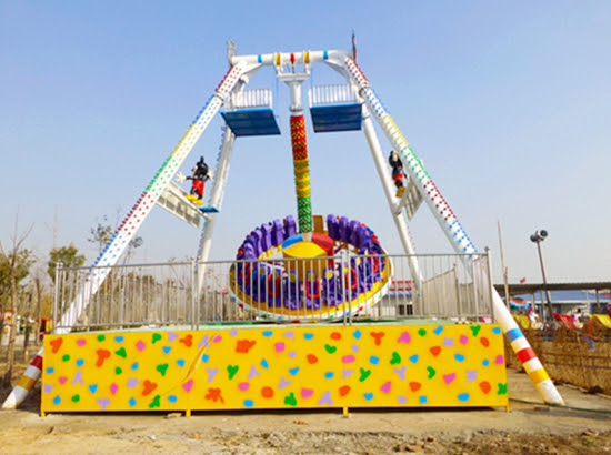 Large pendulum rides for sale with 24 seat