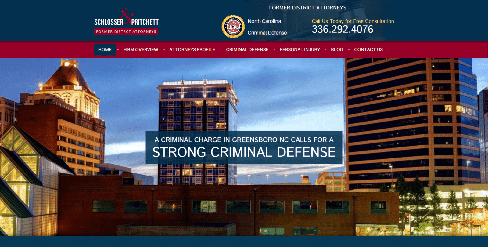 Greensboro Criminal Defense Lawyer  Criminal Attorney High Point
