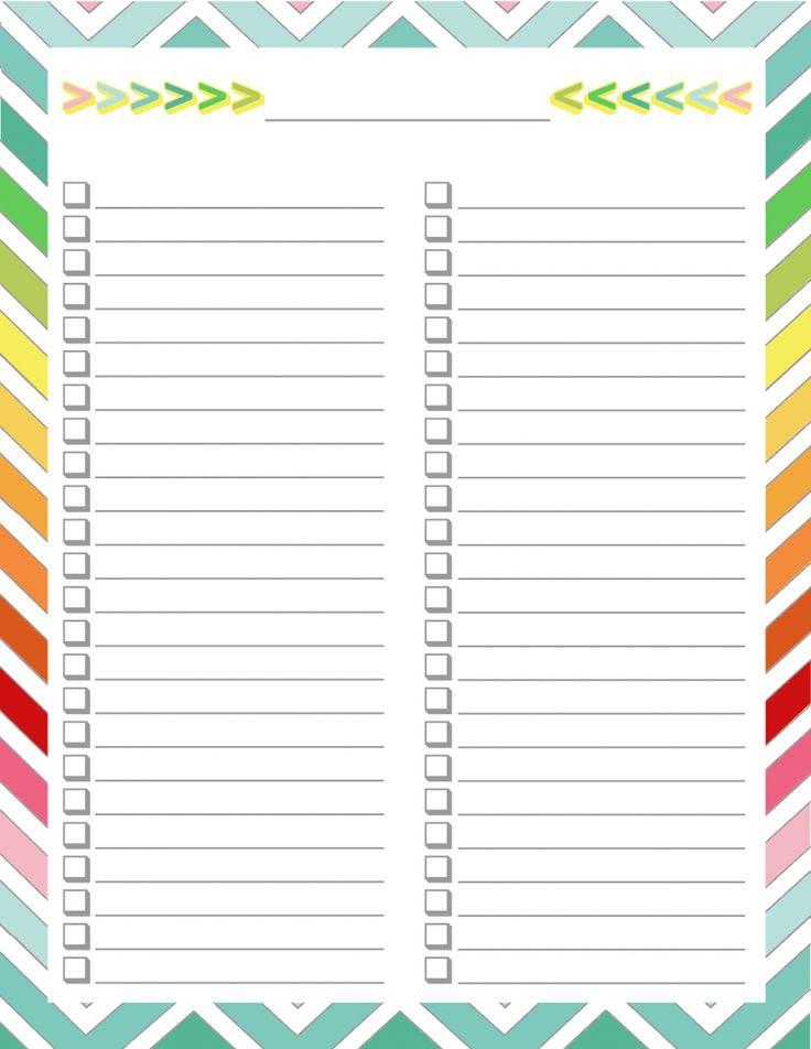 1000+ ideas about Checklist Template on Pinterest | Balance sheet ...