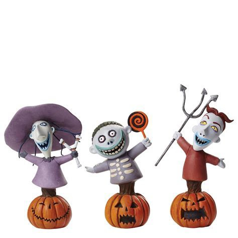 Grand Jester Nightmare Before Christmas Lock, Shock and