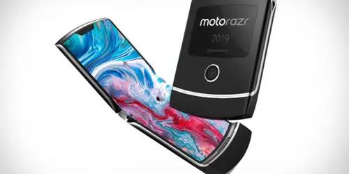 Motorola Razr 2019 Touch Screen Flip Phone