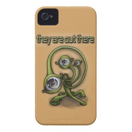 They are out there iPhone 4 case