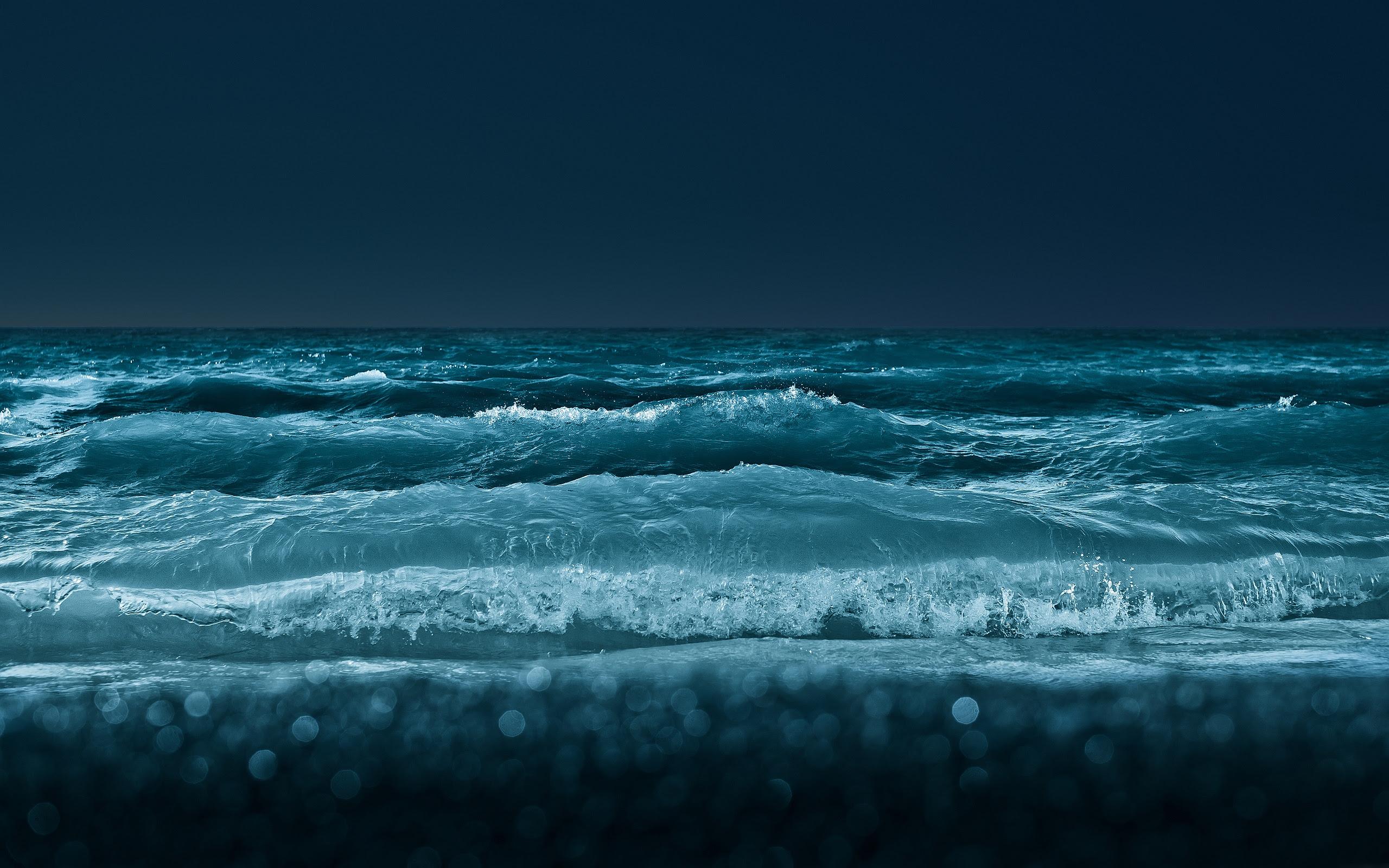 Biology Trumps Chemistry In Open Ocean Constantine Alexander S
