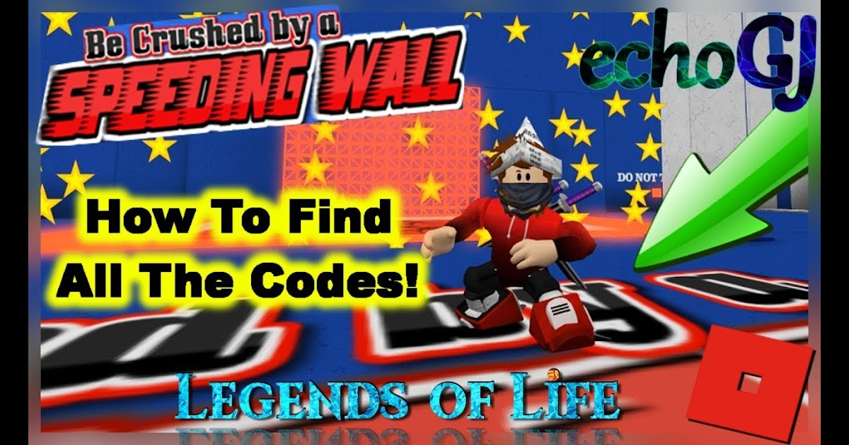Roblox Be Crushed By A Speeding Wall Codes 2019 September - roblox james charles videos 9tubetv
