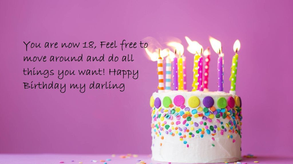 Birthday Cake Quotes For Girlfriend