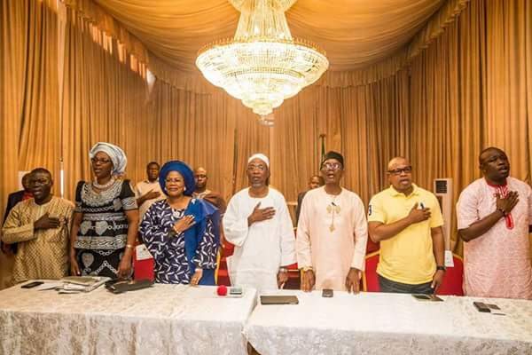 """Aregbesola Receives UNIOSUN Medical Doctor Graduates From Ukraine <img src=""""images/"""" width="""""""" height="""""""" alt=""""your_alt"""">"""
