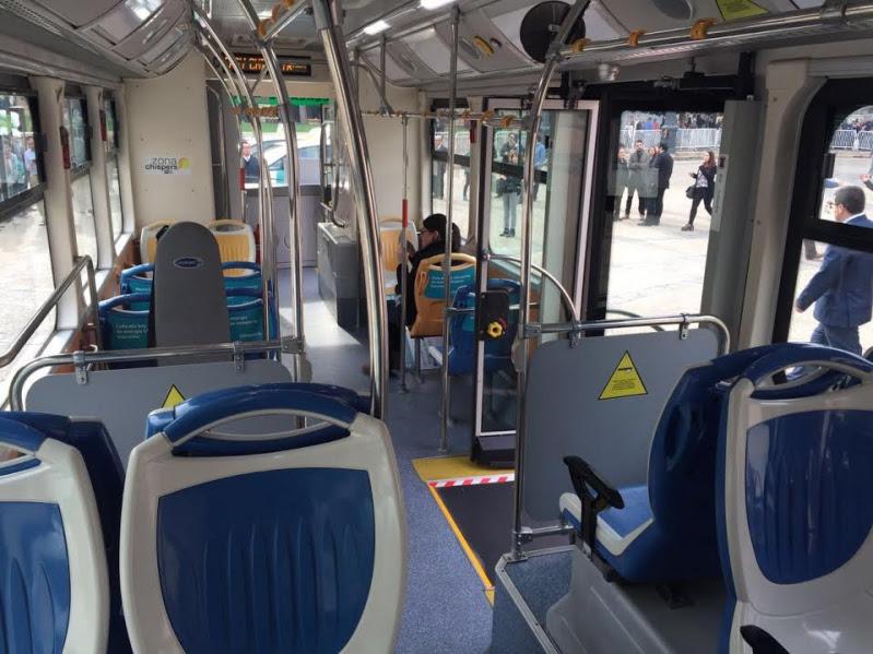 Resultado de imagen para byd k9 bus electrico