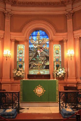 St. Michael's Episcopal Church Altar