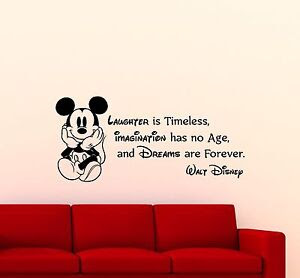 Disney Quotes Wall Decals  eBay