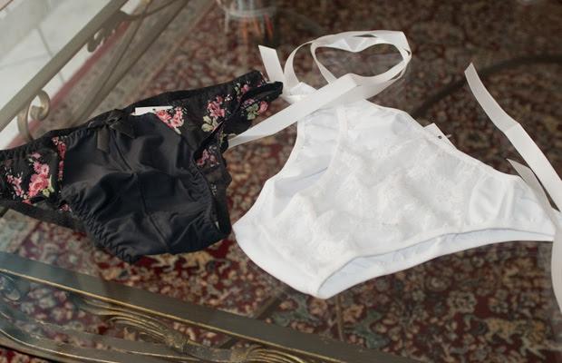 Empresária aplica tendências femininas para criar a lingerie para homens. (Foto: Flavio Moraes/G1)