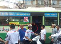 lương tài xế xe buýt,