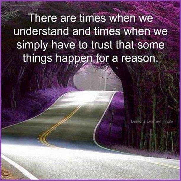 Things Happen For A Reason Quotes Sayings Things Happen For A