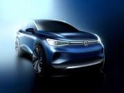 Volkswagen ID.4: design preview