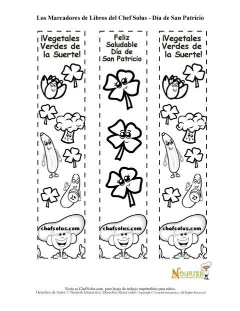Día Festivo 4 Página De Colorear Marcadores De Libros Para El Día De