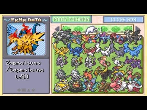 [GBA] Pokemon Adventure Red - Beta 15 Expansion Pass