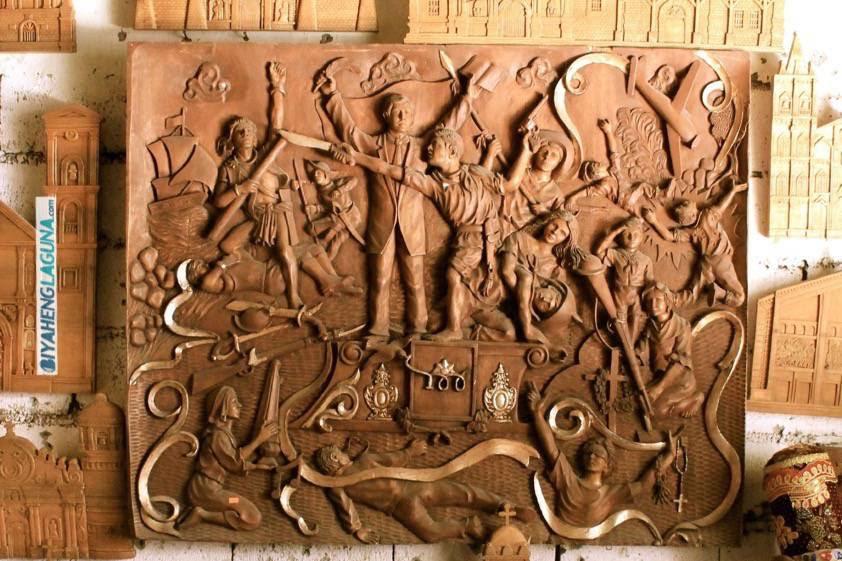 Woodcarvings And Crafts Biyaheng Laguna