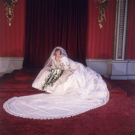 Princess Diana's wedding dress designer reveals favourite gown