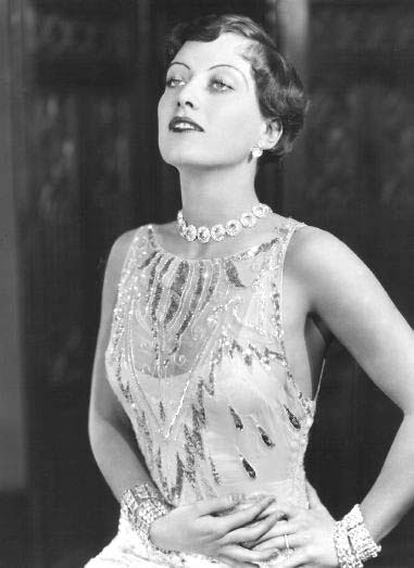 Ruth Harriet Louise, Joan Crawford, 1920s