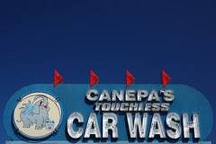 20090805 Canepa's Touchless Car Wash