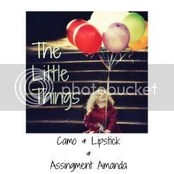 Camo & Lipstick