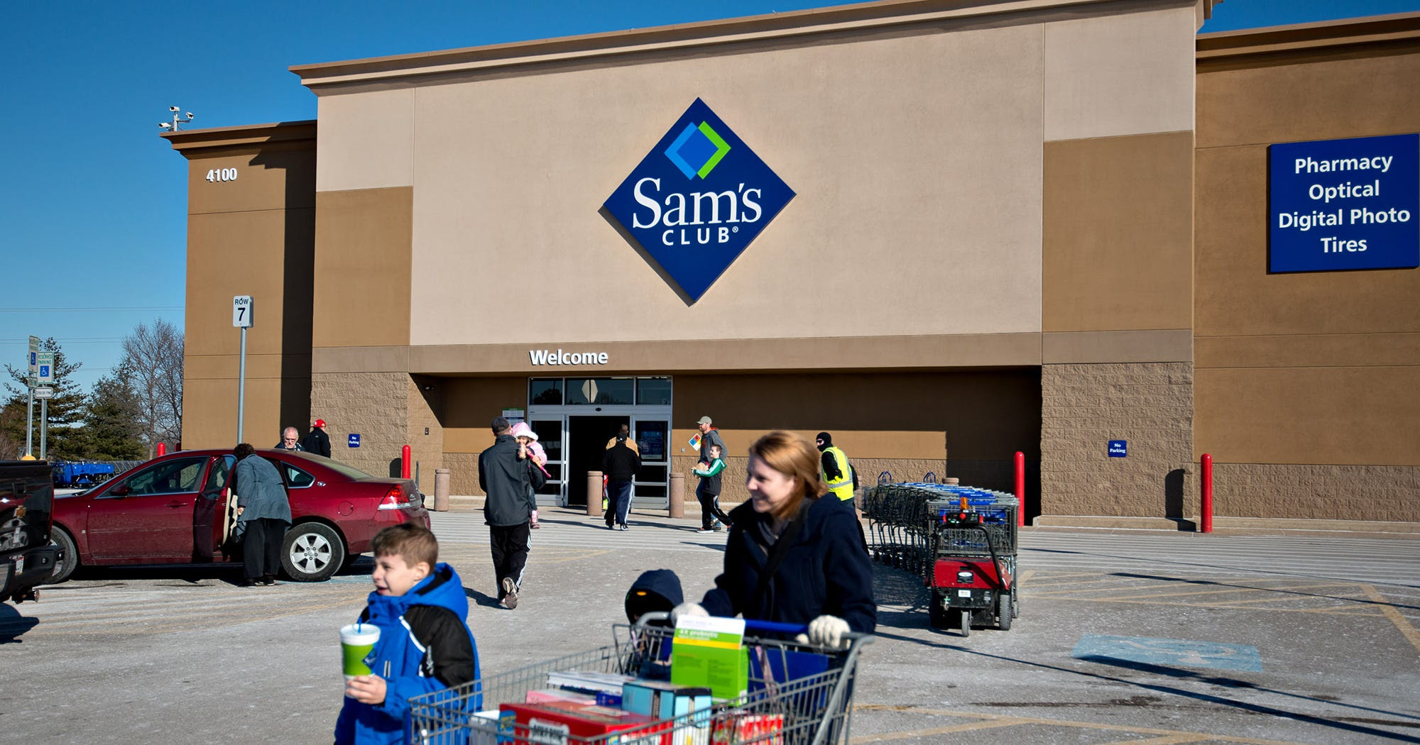 Sams Club Thanksgiving Holiday Double Sample Event