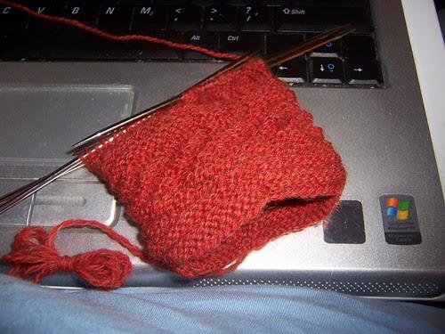 Druid Mittens cuff #1