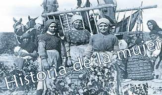 HISTORIA DE LA MUJER EN ESPAÑA