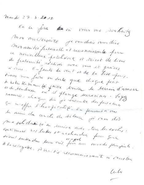 lettre exemples: Exemple De Lettre Damour Manuscrite