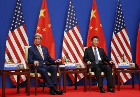 Mỹ, Trung, Đối thoại chiến lược, bá chủ khu vực, biển Đông, giàn khoan, Hải Dương 981