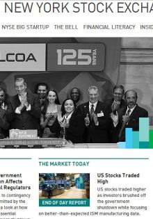 NYSE 10-1-13 headline pm