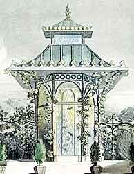 Victorian Garden | Victorian Gardens Design