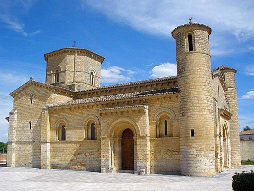 Fromista - Iglesia San Martin 04