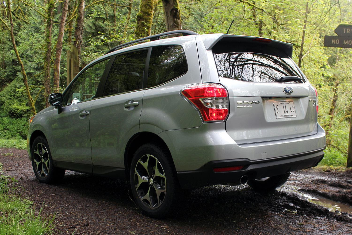 1500 x 1000 jpeg 435kB, 2015 Subaru Forester XT review | Digital ...