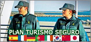 Tríptico Plan turismo seguro
