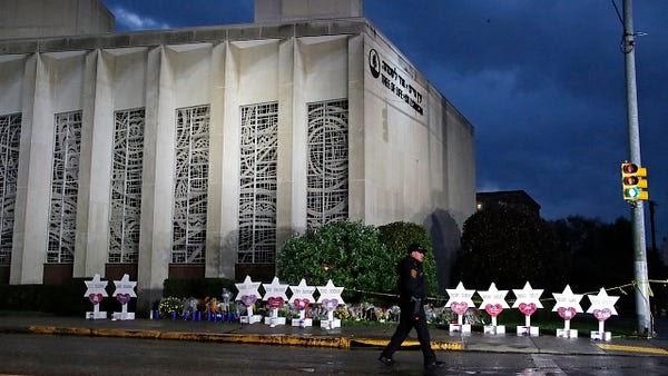 Synagogue, Demagogue, Supremacists gone wild!