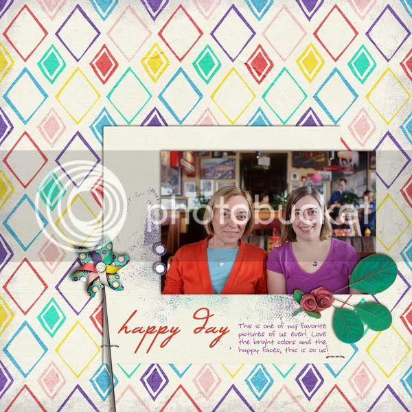 Mom's Visit Day 8: Happy Day
