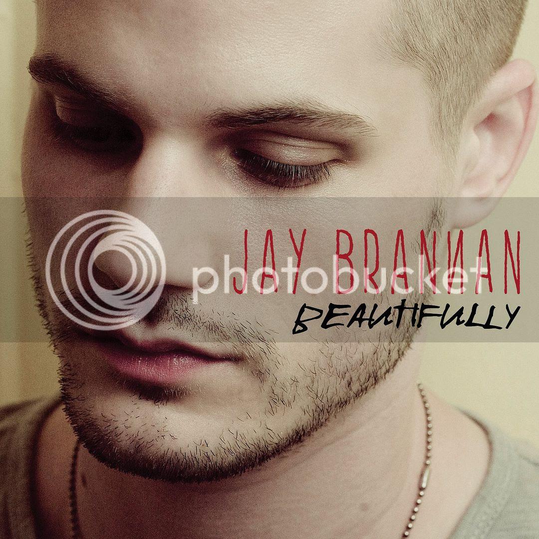 Jay Brannan Beautifully CDS Cover