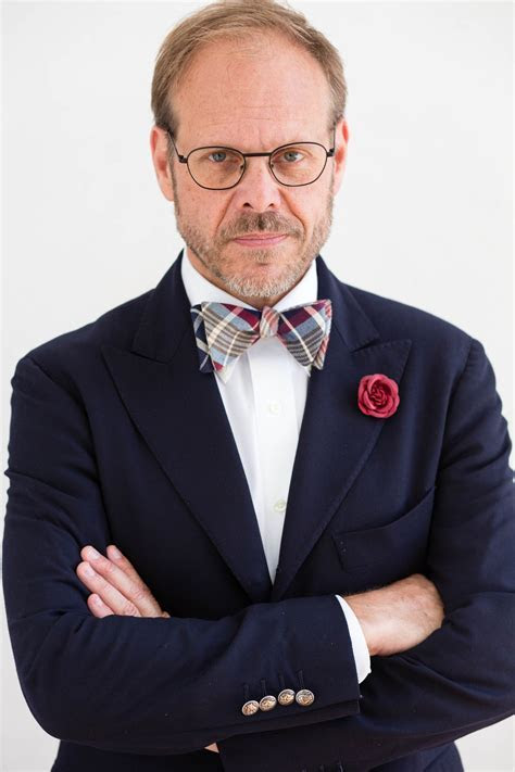 'Cutthroat Kitchen's' Alton Brown branches into fashion