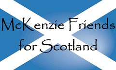 McKenzie Friends for Scotland