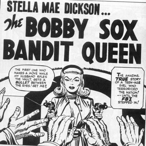 Stella Mae Dickson by Kirby
