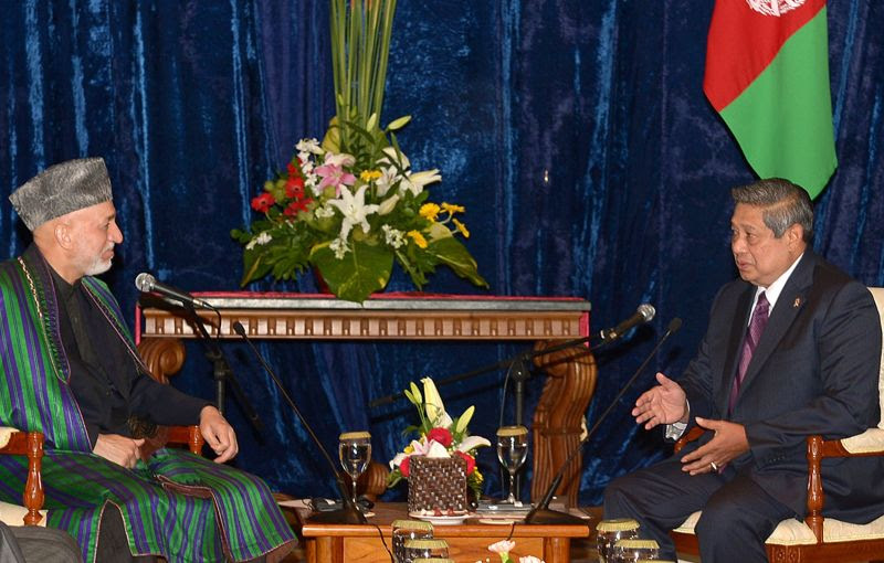 Afghanistan, Indonesia pledge expansion of ties between the two  Wadsam