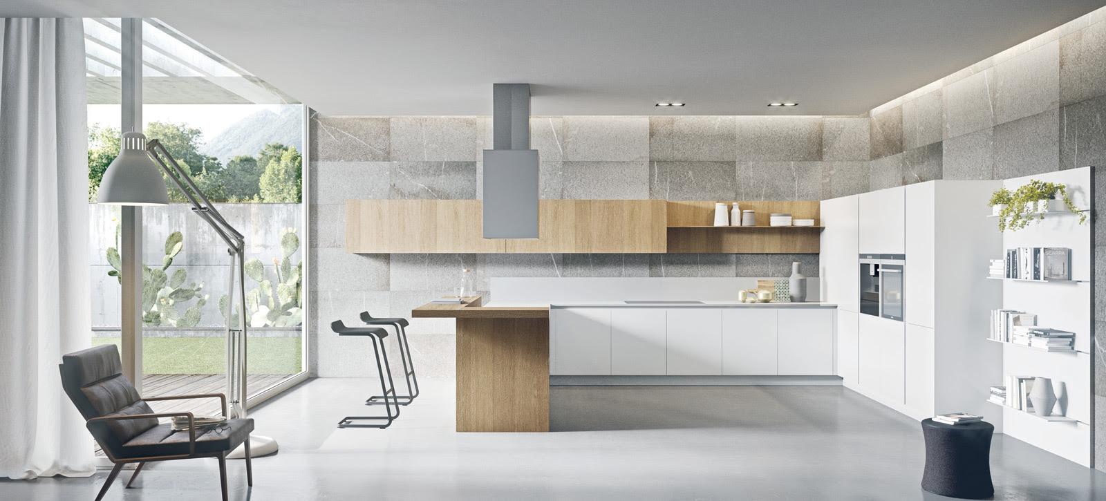 Italian Kitchen Designs | EuroMobil | CopatLife | Chicago